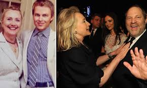 Ronan Farrow says relationship with Hillary Clinton went cold during Harvey  Weinstein investigation   Daily Mail Online