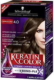 Amazon Com Schwarzkopf Keratin Color Permanent Hair Color