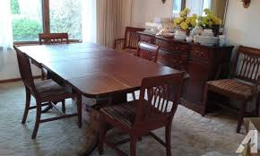Duncan Phyfe Dining Room Chairs New Decorating Ideas