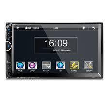 7 Inch Bluetooth Car Radio Video MP5 Player Autoradio FM AUX USB ...
