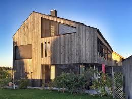Holzfassaden Schöne Optik Gute Wärmedämmung Frank Degen