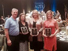 Hall County WBL Sweeps GACTE Recognitions - Hall County Schools WBL