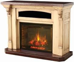 Amish Heat Surge Electric Fireplace Heater FirelessFlameless Fireless Fireplace