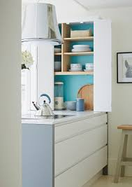 John Lewis Kitchen Furniture The Pure Kitchen From John Lewis Of Hungerford Shown Here In A