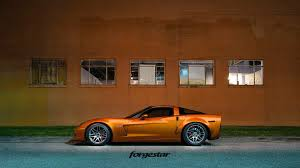 Forgestar Lightweight Deep Concave Flow Forged Wheels For Your C6 ...