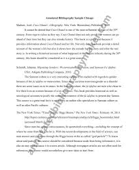 best photos of chicago style annotated bibliography annotated  annotated bibliography example chicago format