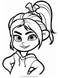 Disegno Ralphspaccatutto30 Personaggio Cartone Animato Da Colorare