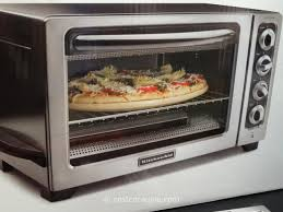 costco convection toaster oven fresh kitchenaid countertop with