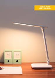 Đèn Bàn Học LED USB Di Động Cao Cấp - Đèn Làm Việc Sang Trọng Để Bàn Chống  Chói Mắt Bảo Vệ Mắt - Có Thể Gập Hai Chỗ – 03 Chế