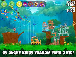 Angry Birds para Android - APK Baixar