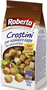 8003490044846, 8003490047038 <b>Сухарики Roberto для</b> супов и ...