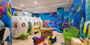 children play room