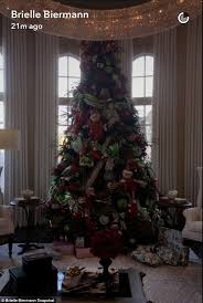 christmas decorations office kims. Doubling Up: A Second Tree Stood In The Bay Window Of Kim\u0027s Lounge, Which Christmas Decorations Office Kims Pinterest