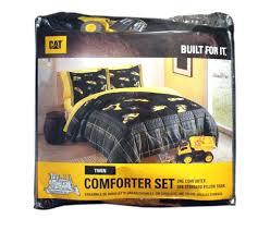 construction bedding set construction bedding com caterpillar comforter set construction bedding set
