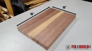 3d end grain cutting board plans. how to make an end grain cutting board-2t 3d board plans