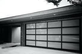 mid century modern garage doors with windows. Garage Door Glass Inserts Full Size Of Mid Century Modern Doors Screens Charming . With Windows T