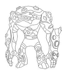 Small Picture Ben 10 Prepare To Strike Ben 10 Coloring Pages Pinterest Ben