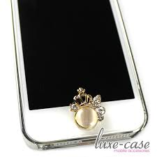 Home Iphone Button Cute Cases Jewels 6 Sticker Heirloom 8ww4Xp