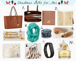 Best Gifts Ideas For Her Fit Fab Hottest Gift Ideas For Christmas 2015