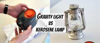 lighting without electricity. gravity light runs without electricity battery or any type of power source unlike traditional unhealthy lighting f