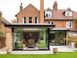 toughened glass roof canopy exterior modern with glass wall contemporary house numbers