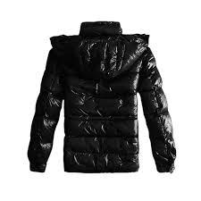moncler men jacket design multi pockets with cap black,moncler polos,moncler,Largest  Fashion Store