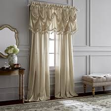 jcpenney window shades. How To Measure For Curtains \u2013 JCPenney Royal Velvet® Hilton Rod-Pocket Window Treatments Jcpenney Shades P