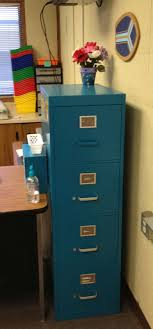 Cute Filing Cabinet Preparing For School And Painting A Filing Cabinet Surfing To