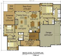 27 Top Photos Ideas For Dual Master Suite House Plans  Home Plans Dual Master Suite Home Plans