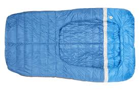Sierra Designs Double Sleeping Bag Backcountry Bed Duo 35 700 Dridown