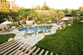 backyard design with pool. Tropical Backyard Pool Design Swimming Lifescape Designs Simi Valley, CA With O