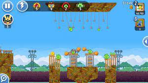 Angry Birds Friends – Spiele für Android 2018 - kostenlos herunterladen. Angry  Birds Friends – Spielen Sie mit Freunden Vögel.
