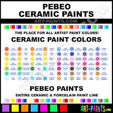 Pebeo Ceramic Paint Brands Pebeo Paint Brands Ceramic