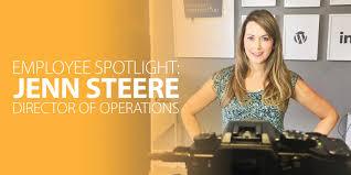 Operations Employee Employee Spotlight Jenn Steere Director Of Operations The Modern