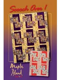 Scooch Over 1 by Maple Island Quilts 855419000710 - Quilt in a Day ... & Scooch Over 1 by Maple Island Quilts Adamdwight.com