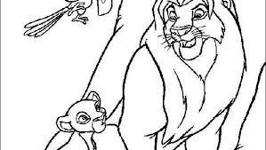 Free Lion Coloring Pages Unique 24 Best Re Leone Disegni Da Colorare
