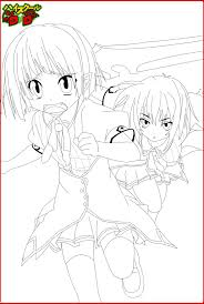 Small Picture Koneko Toujou Coloring Coloring Pages