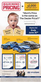 Dealer Invoice Pricing Milton Hyundai