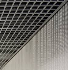 best architecture close ups images hunter  cell ceiling close up inspiration for architecture our open cell ceilings help define a