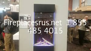 napoleon vertical 38 electric fireplace