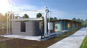 Can 3D-printers make cheap homes for the world's poor? | South China ...