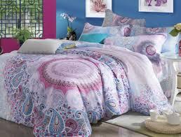 bedding set bohemian bedding sets amazing bohemian bedding queen magical thinking boho stripe duvet cover