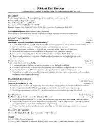 Lawyer Resume Example Stunning Sample Law Resume By Northwestern University Career Services Issuu