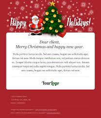 free holiday newsletter template creating the perfect holiday newsletter for your small business