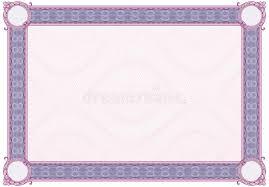 Пустые диплом или сертификат Иллюстрация вектора иллюстрации   Пустые диплом или сертификат Иллюстрация вектора иллюстрации 27817126