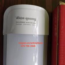 Bóng đèn led tuýp 1,2 bán nguyệt Điện Quang 36w - Đèn led 1m2 Mica ốp  tường, giá chỉ 290,000đ! Mua ngay kẻo hết!
