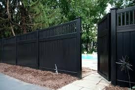 vinyl fence ideas. Delighful Vinyl Vinyl Fence Post Ideas Intended C