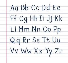 Upper And Lowercase Abc Chart Recognise Capital And Lower Case Letters 2 Worksheet From