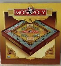 Wooden Monopoly Board Game Wooden Monopoly eBay 42