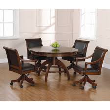 Dining Room Chairs With Casters And Arms Casters Kitchen Amp Dining Chairs You39ll Love Wayfair